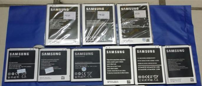 Samsung Battery i9190 i8260 i9080 B5510 Chat222 i9300 M520 i900 G900