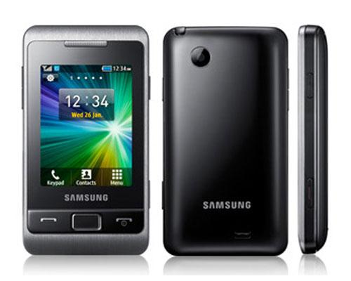 Samsung Champ 2 Duos(GT-C3332) Dual Sim Active-Set Original SME-Ready ..