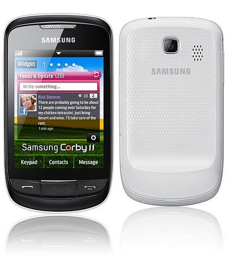 SAMSUNG CORBY 2 ONLY RM240!!! READY STOCK, LOWEST PRICE