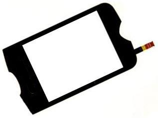 Samsung Corby 3G S3370 Digitizer Glass Lcd Touch Screen Sparepart