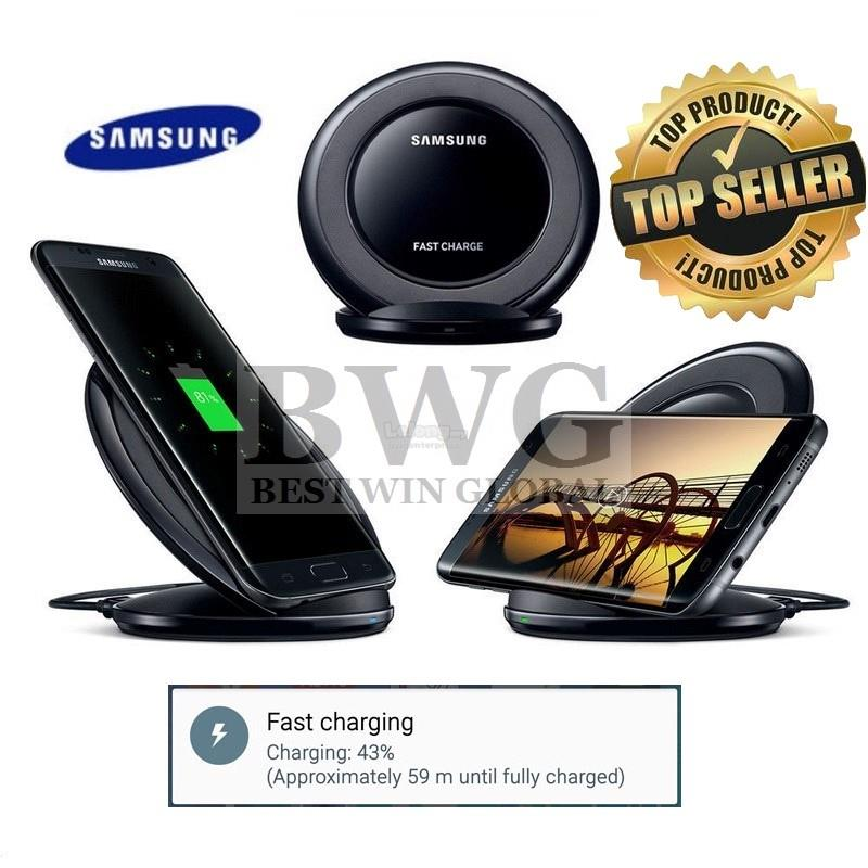 Samsung Fast Charger Wireless Charging Stand EP-NG930 (Black)