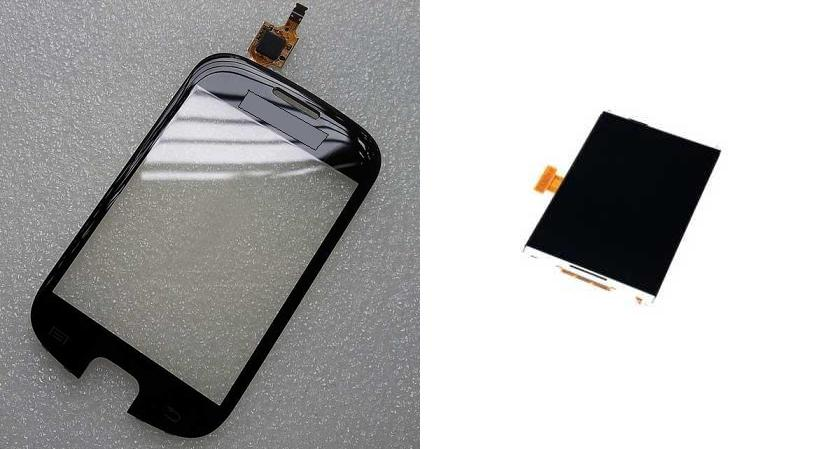 Samsung Fit S5670 Display Lcd / Digitizer Touch Screen Sparepart