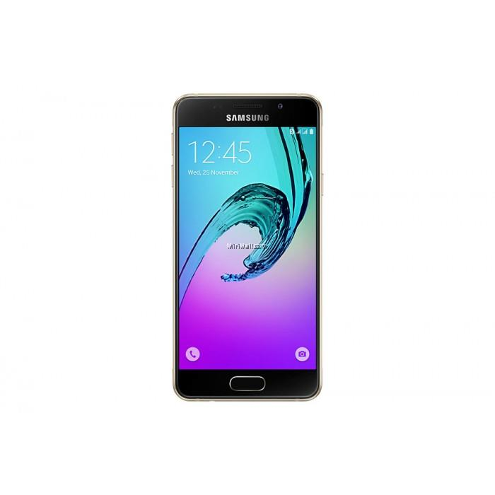Samsung® Galaxy A3 Duos With 32GB MicroSD 2016 Gold