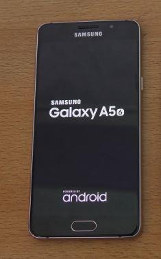SAMSUNG Galaxy A5 2016 LTE (Roadshow Event Set)