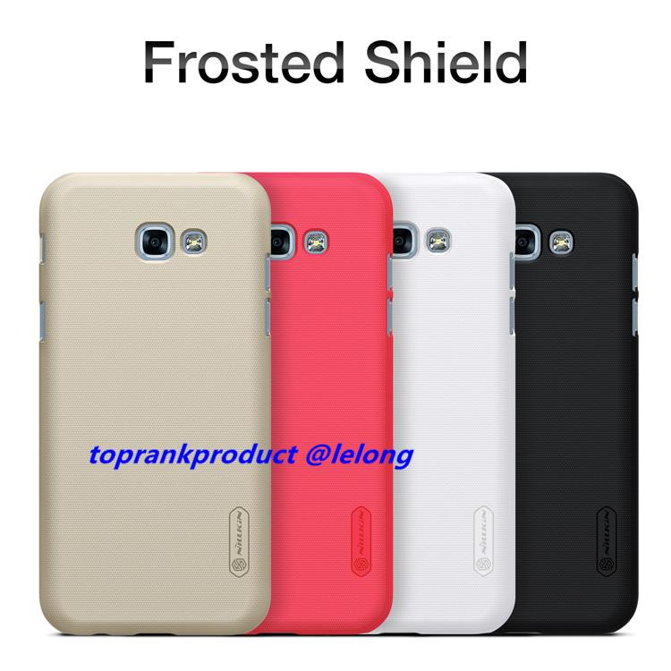 Samsung Galaxy A5 A7 2017 Super Frosted Shield Back Case Cover Casing