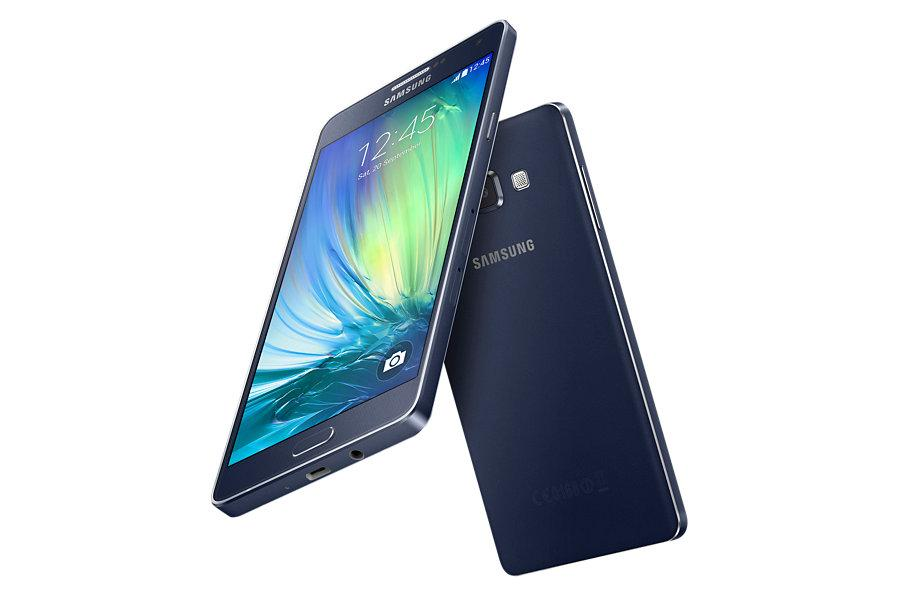 Samsung Galaxy A7 16GB (Black) (Official SME Warranty)