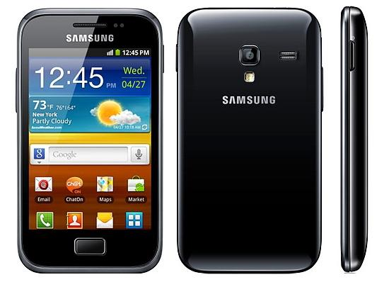 Samsung Galaxy Ace Plus S7500-Set Original  SME Ready Stock
