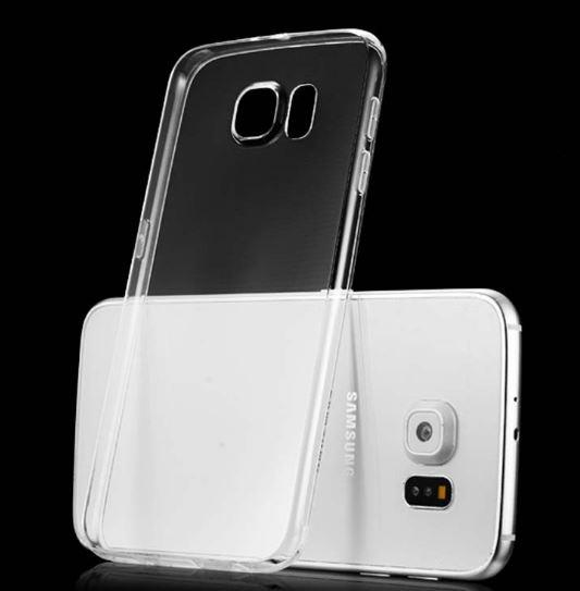 SAMSUNG GALAXY J5 PRIME & J7 PRIME Ultra Transparent Slim TPU CASE
