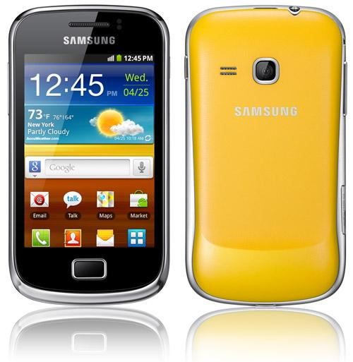 Samsung Galaxy Mini 2, original SME unit, brand new