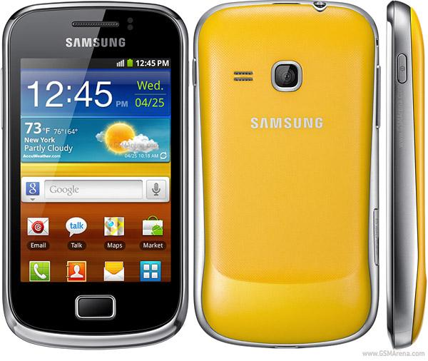 = samsung galaxy mini 2 = new set