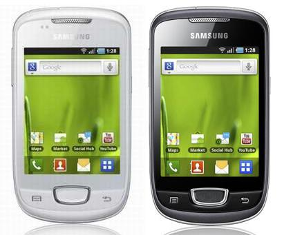 Samsung Galaxy Mini S5570~Set Original SME Warranty@Pay Ap Price Get O..