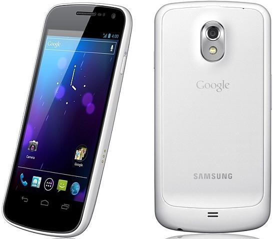 Samsung Galaxy Nexus-Limited White 18 Months Warranty FOC Case &amp; Freeb..