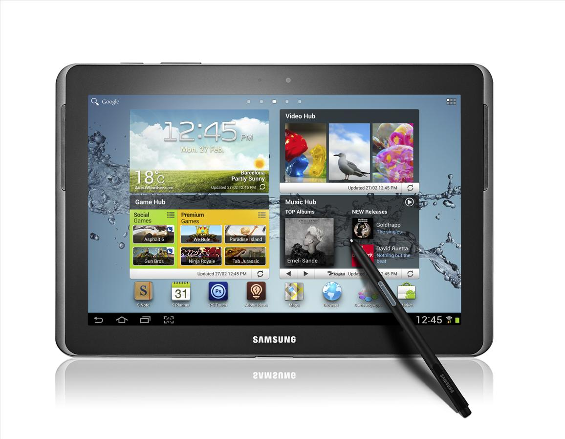 Samsung Galaxy Note 10.1 N8000 , 24 months warranty , QUAD CORE ~