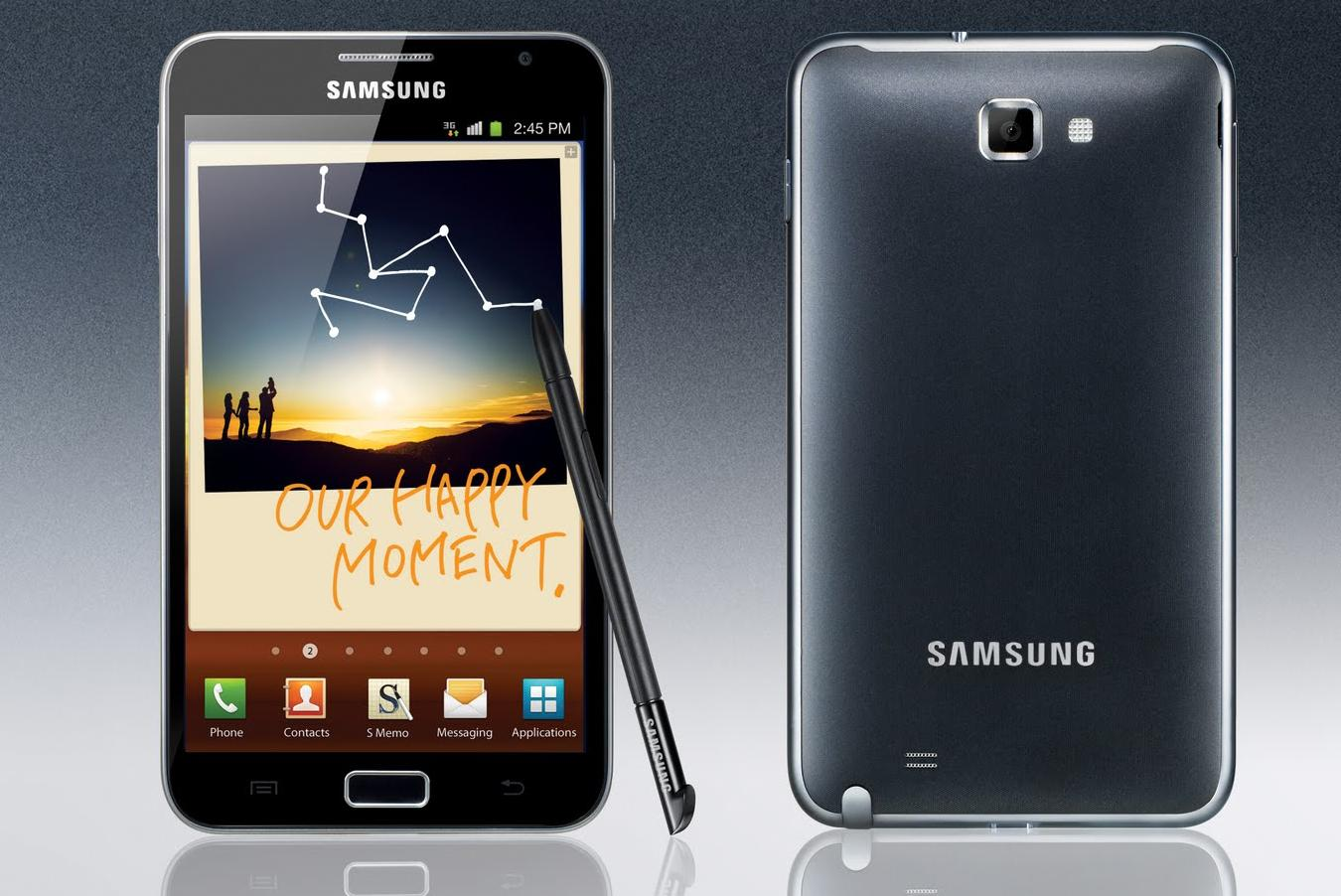 Samsung Galaxy Note 18 months warranty, new unit, 3 colors available