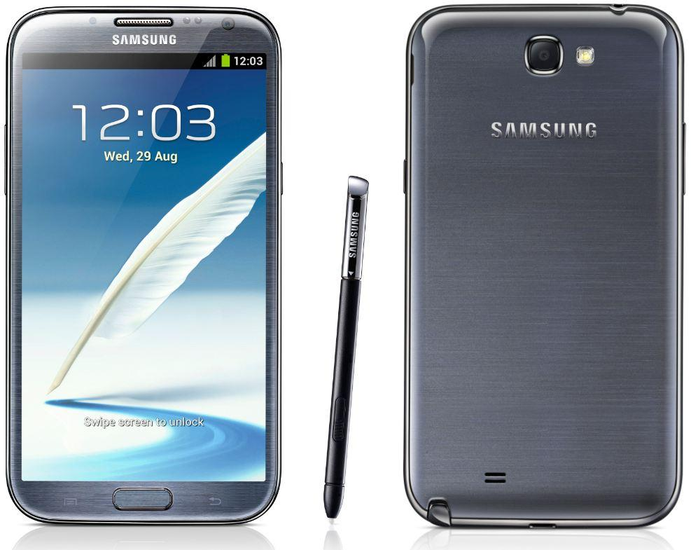 Samsung Galaxy Note 2 N7100 New Set 2 Years Warranty-FOC 4 Gifts