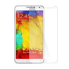 SAMSUNG GALAXY NOTE 3 NEO  N7505 ROUND EDGE TEMPERED GLASS