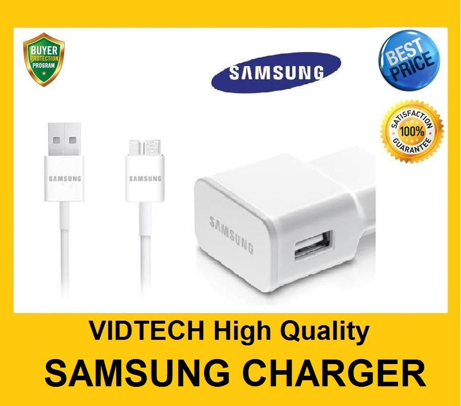 SAMSUNG Galaxy Note 3 S5 Charger USB Adapter +USB cable FAST Charging