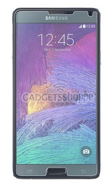 SAMSUNG GALAXY NOTE 4 N910 SCREEN PROTECTOR