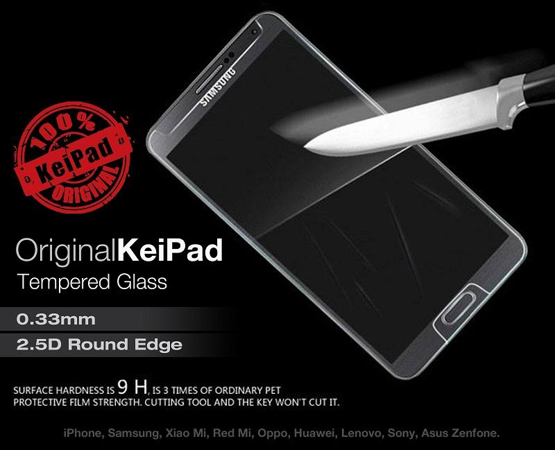 Samsung Galaxy Note 4 Screen Protector Tempered Glass  Round Edge