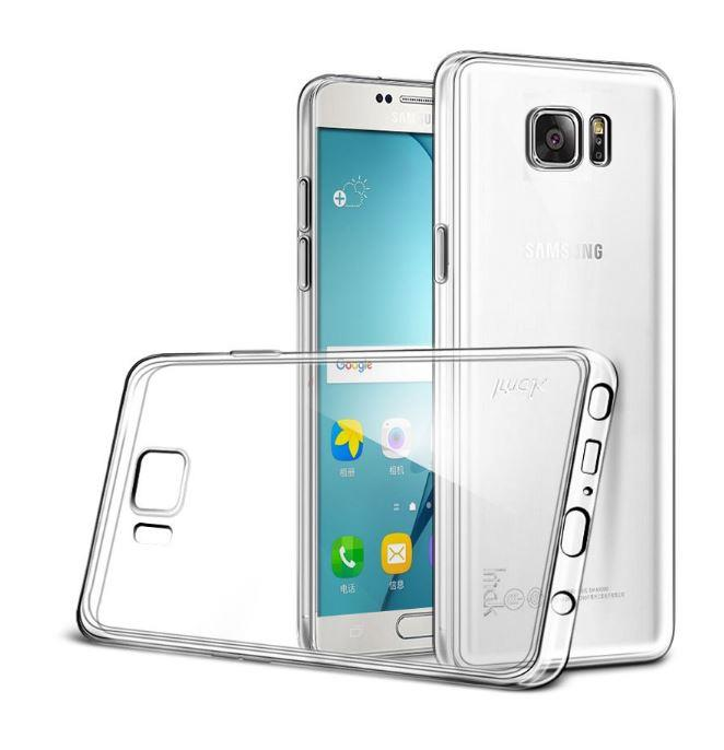 Samsung Galaxy NOTE 7 ORI IMAK Full Transparent Protection TPU Case