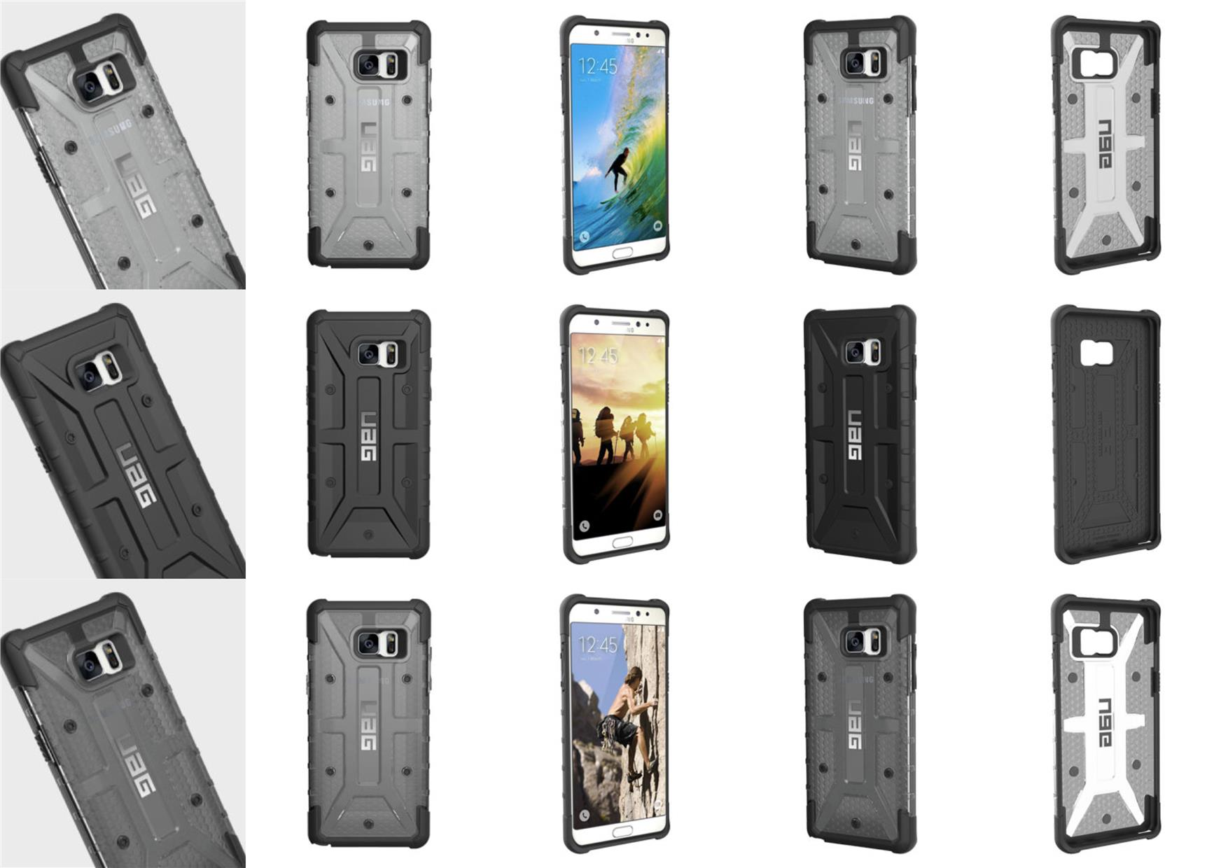 Samsung Galaxy Note 7 Original UAG Urban Armor Gear Protective Case