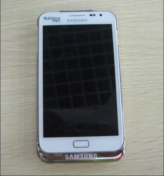 Samsung Galaxy Note Aluminium Power Bank Case External Battery