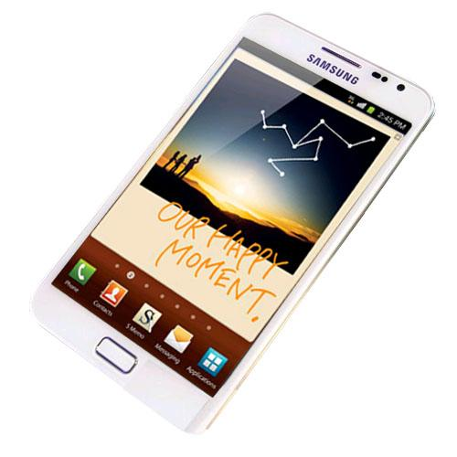 Samsung Galaxy Note-Brand New 18 Months Warranty FOC Pouch.