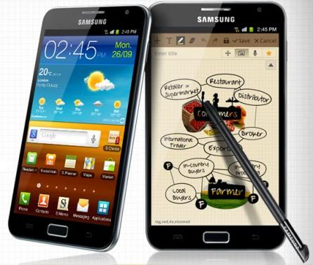 Samsung Galaxy Note N7000-16GB -New Set 2 Years Warranty FOC Pouch & Gifts