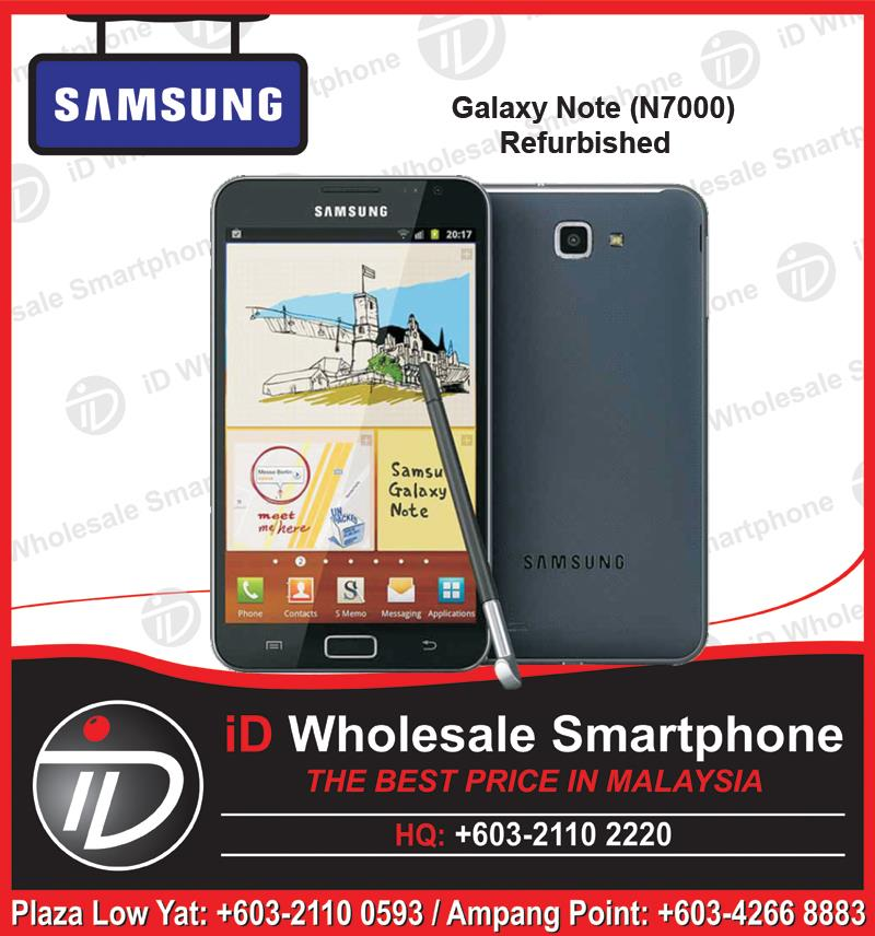 SAMSUNG Galaxy Note (N7000) Refurbished 100% LIKE NEW