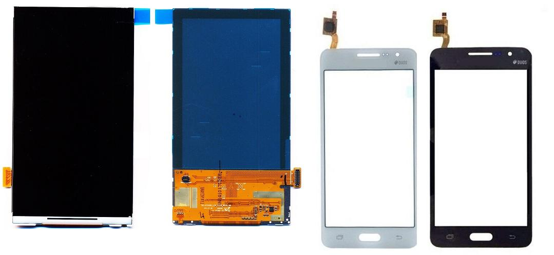 Samsung Galaxy Prime G530 G530H Lcd Display / Digitizer Touch Screen