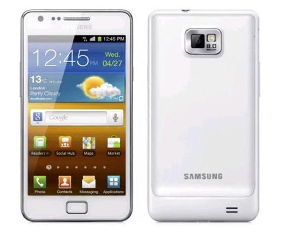 SAMSUNG GALAXY S 2 II COME WITH LEATHER CASE S2 SII always ready stock