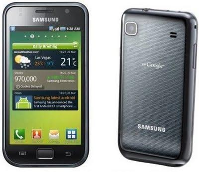 SAMSUNG GALAXY S PLUS i9001-New Set 24 Months Warranty-FOC Pouch