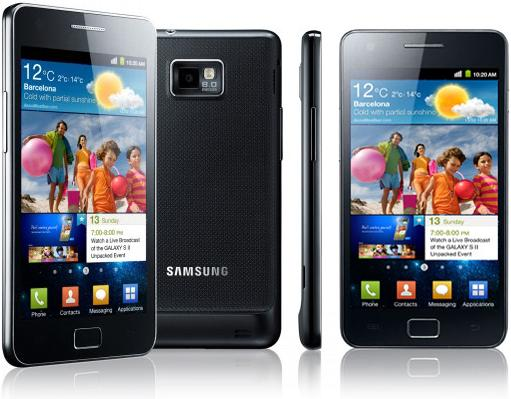 Samsung Galaxy S2 16GB, new unit, 12 months warranty