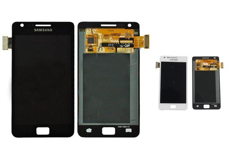 Samsung Galaxy S2 i9100 Lcd Screen Sparepart / Repair / Service ~