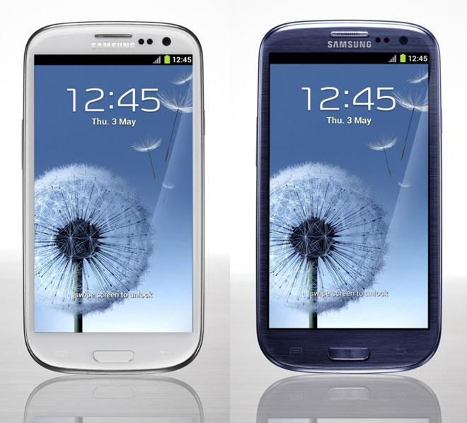Samsung Galaxy S3 i9300-16gb New 2 Years Warranty  FOC Pouch & Gifts