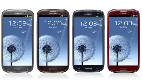 Samsung Galaxy S3 i9300-16gb Brand New Set 24 Months Warranty FOC Pouc..