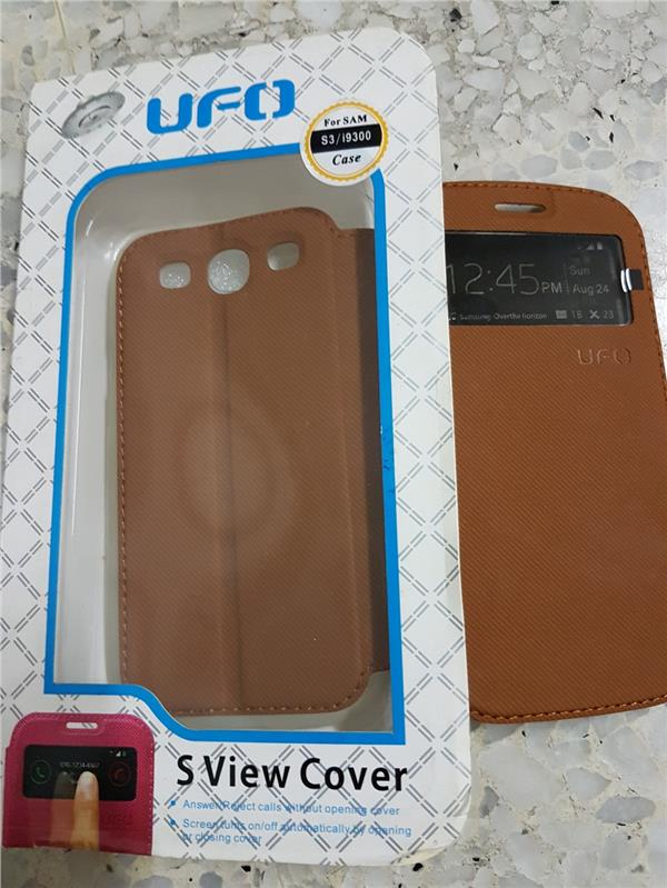 SAMSUNG Galaxy S3 I9300 S View Cover flip case