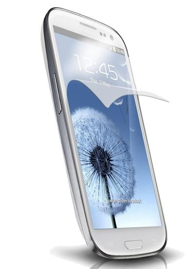 Samsung Galaxy S3 SIII Screen Protector Anti Glare Anti Finger print.