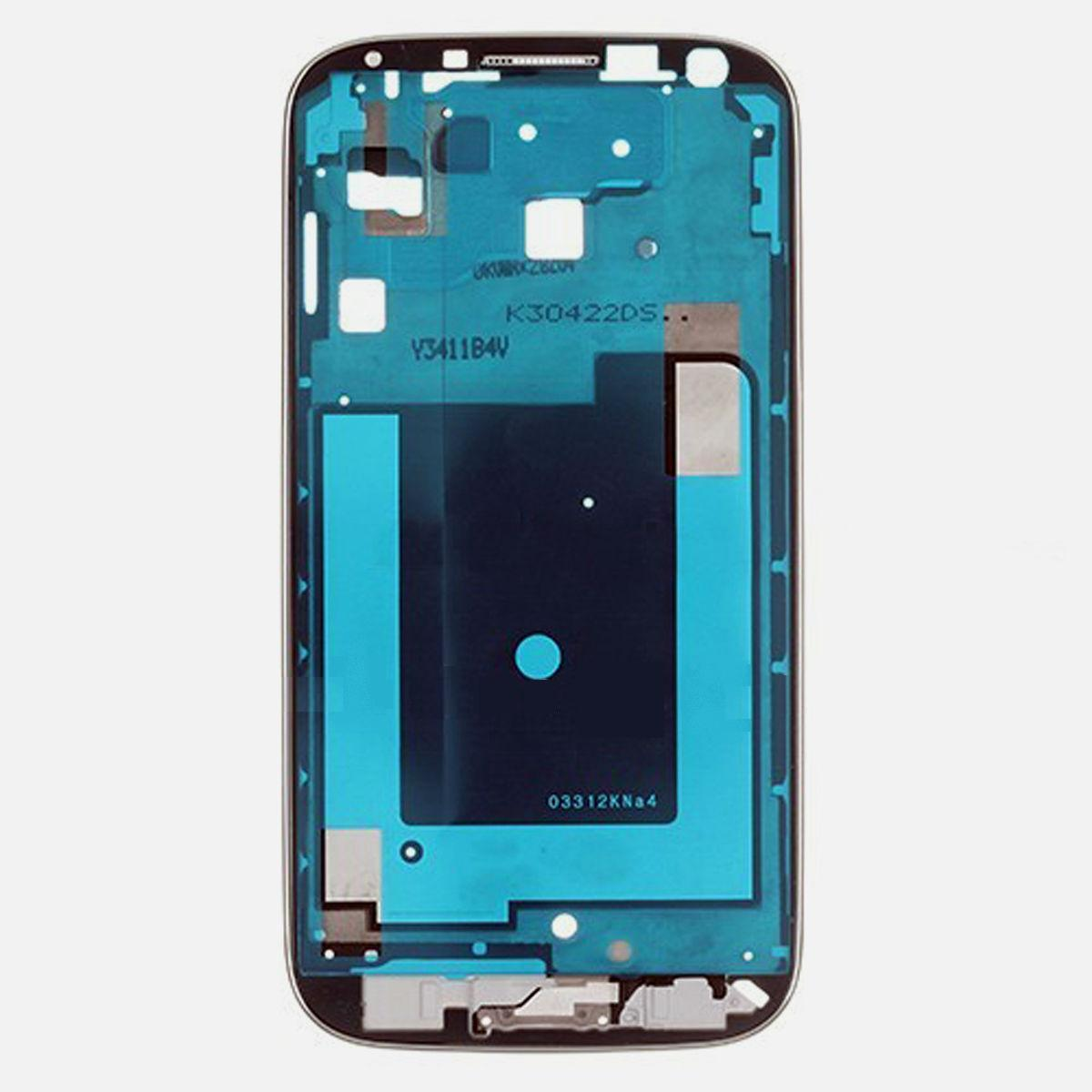 Samsung Galaxy S4 i9500 i9505 Lcd Bezel Metal Board Housing Cover
