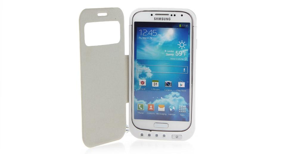 Samsung Galaxy S4 i9500 -Power Bank Backup Battery Case