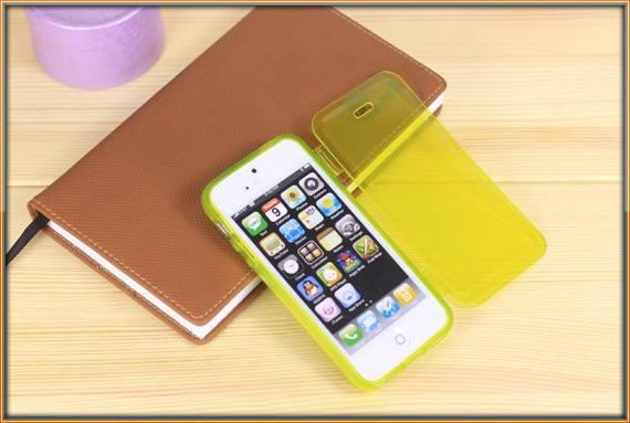 Samsung Galaxy S4/S3 & Iphone 5/4 Soft TPU Flip Case