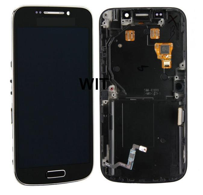 Samsung Galaxy S4 Zoom Camera C101 Lcd Display Digitizer Touch Screen