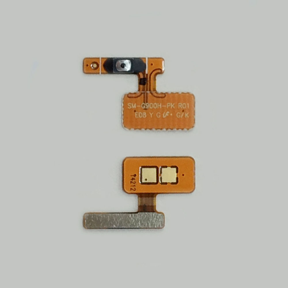 Samsung Galaxy S5 i9600 G900 Power On/Off Button Key Flex Cable Ribbon