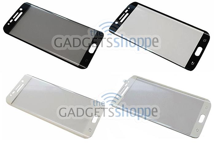 SAMSUNG GALAXY S6 EDGE G925 FULL TEMPERED GLASS PROTECTOR