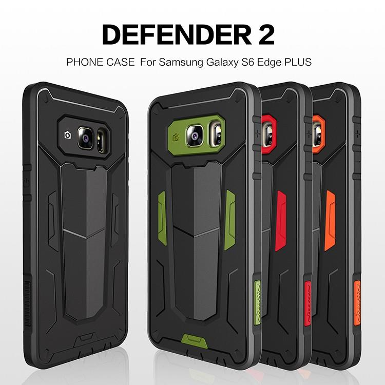 Samsung Galaxy S6 Edge+ Nillkin Defender Series Protective Cover Case