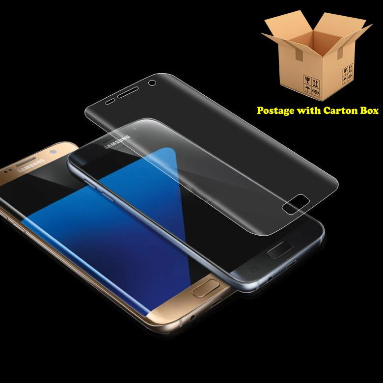 Samsung Galaxy S7 Edge Full Tempered Glass Screen Protector