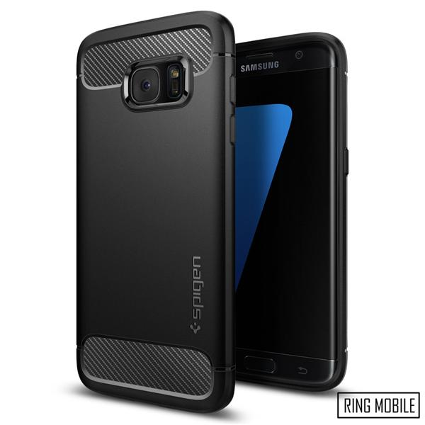 Samsung Galaxy S7 Edge Spigen Rugged Armor series Protective Case