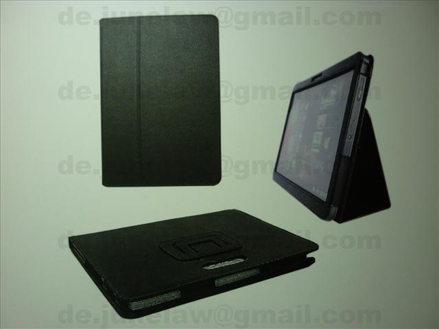 Samsung Galaxy Tab 10.1 P7500 PU Leather Skin Cover Pouch Case sleeve
