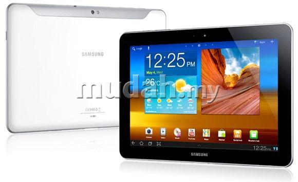 Samsung Galaxy Tab 10.1 P7500 Wifi & 3G Set Ori SME-Ready Stock