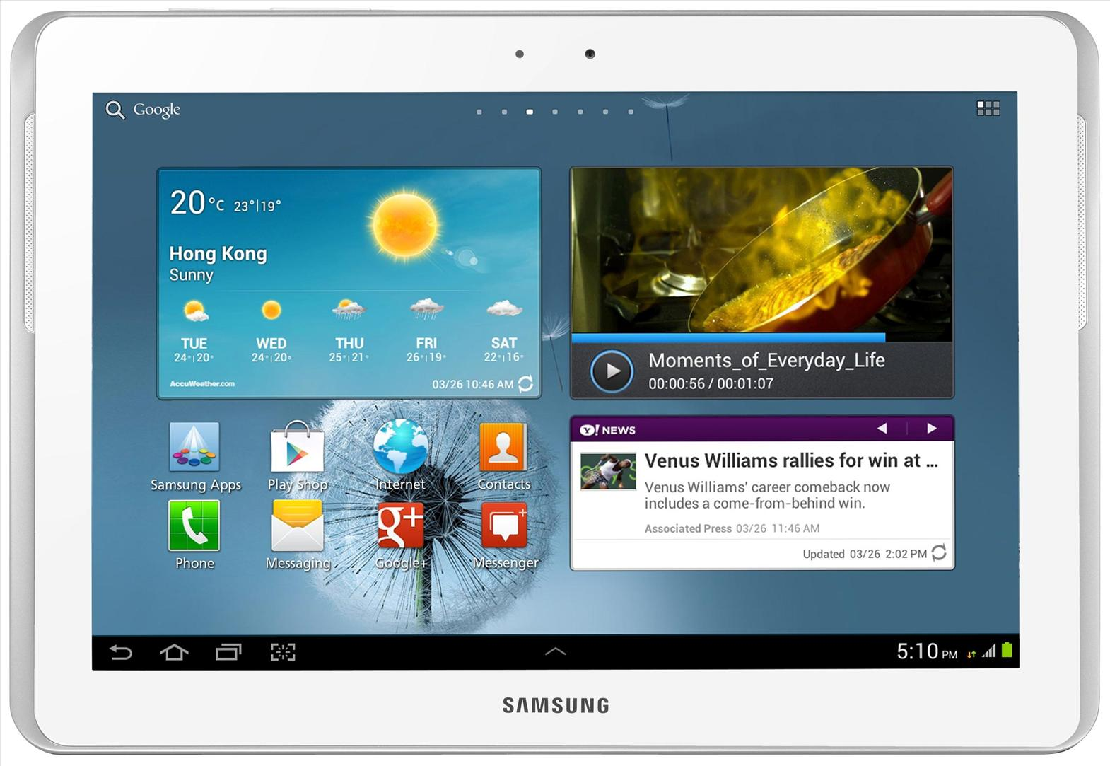 Samsung galaxy Tab 2 10.1 P5100 Can Call & SMS -New 2 Years Warranty